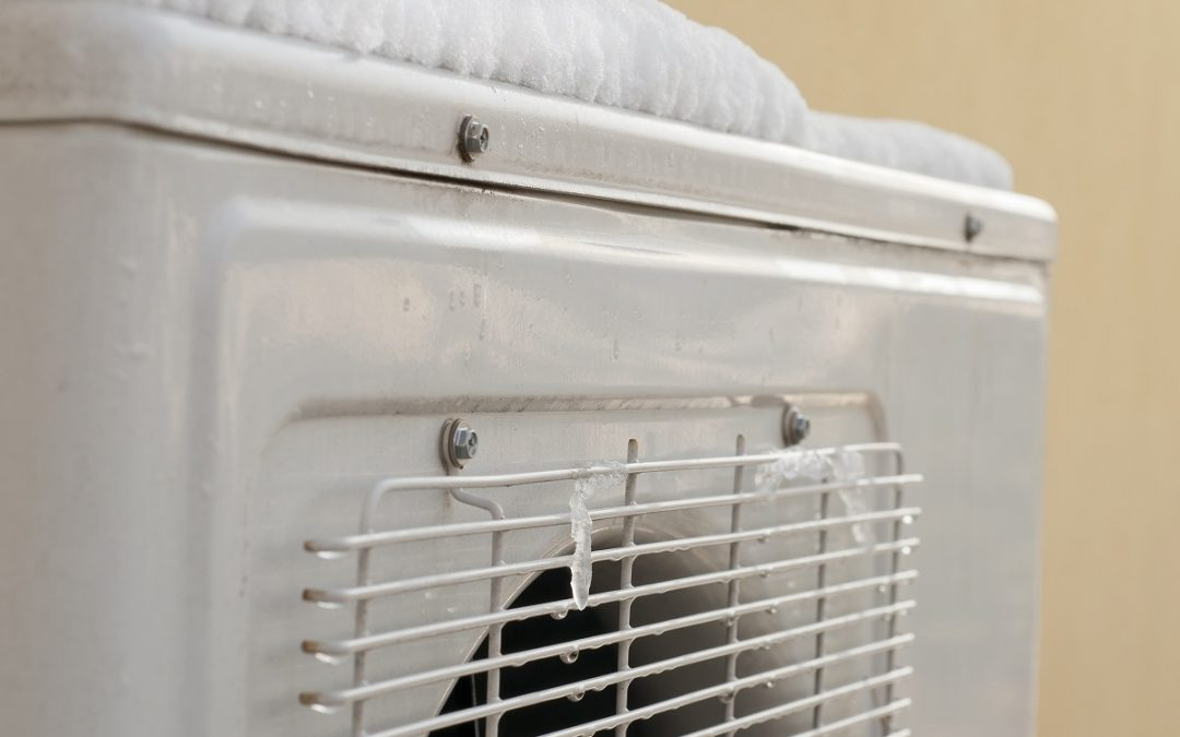 Why Is My Air Conditioner Frozen?